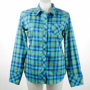 Under Armour - Plaid Long Sleeve Shirt - Size XL